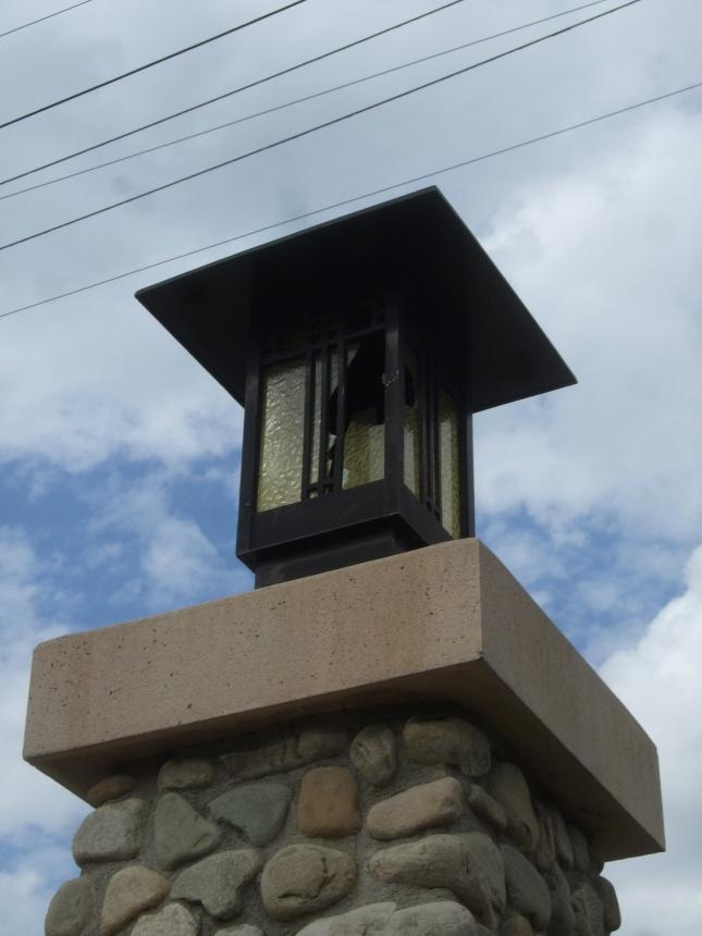 craftsman lamp plans