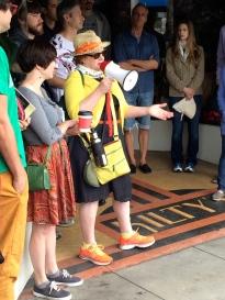 Los Angeles' Walks, Deborah Murphy introduces.