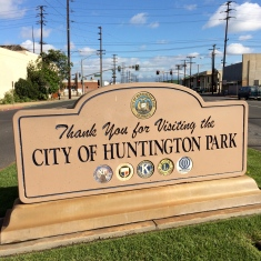 No, Thank You Huntington Park!