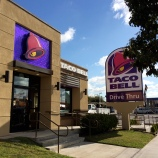 Taco Bell. (Ulike HLP, no unstable guy outside yelling at you.)