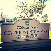 Welcome to the City of Huntington Park.