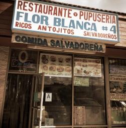 Huntington Park has MORE Salvadorian restaurants than Highland Park.