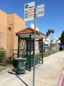 Huntington Park East / West bus lines.