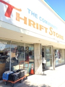 The Community Thrift Store.