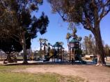 Playground at Salt Lake Park.