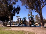 Playground at Salt Lake Park.