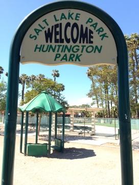 Salt Lake Park, Huntington Park.