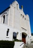St Matthias Roman Catholic Church, built 1950.