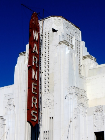 1930 Warner's Theatre, by B. Marcus Priteca.